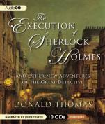 The Execution of Sherlock Holmes [Audio]