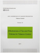 Effectiveness of Tax and Price Policies for Tobacco Control