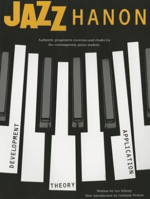 Leo Alfassy: Jazz Hanon (Revised Edition)
