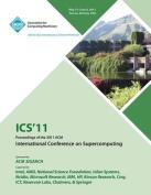 ICS 11 Proceedings of the 2011 ACM International Conference on Supercomputing