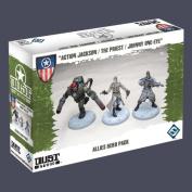 Dust Tactics: Allied Hero Pack