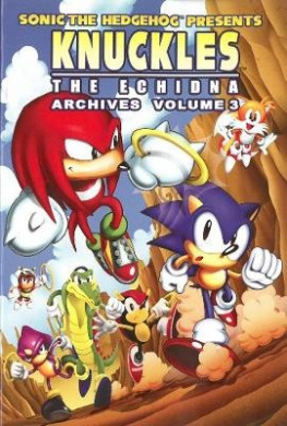 Sonic the Hedgehog Presents Knuckles the Echidna Archives, Volume 3