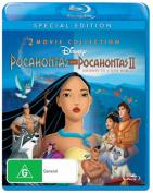 Pocahontas / Pocahontas II  [Region B] [Blu-ray]