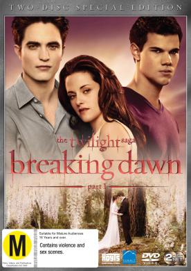 The Twilight Saga: Breaking Dawn - Part 1 (2 Disc Special Edition)