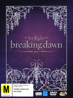 The Twilight Saga: Breaking Dawn - Part 1: Limited Collector's Edition (3 Disc Set with Collector's Cards