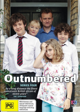 Outnumbered: Series 4