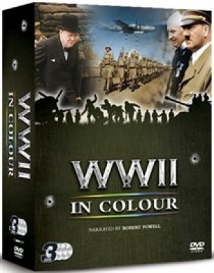 World War II in Colour: Triple Pack