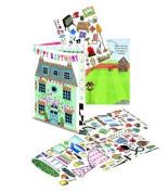 Happy Birthday - Dolls House Stickers