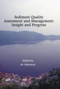 Sediment Quality Assessment and Management