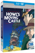 Howl's Moving Castle [Region B] [Blu-ray]