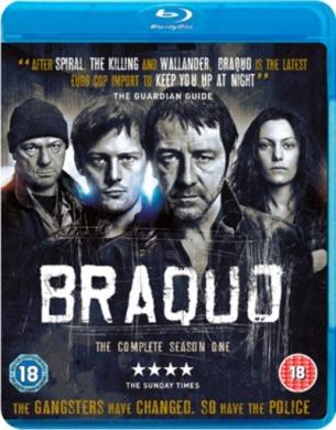 Braquo: The Complete Season One