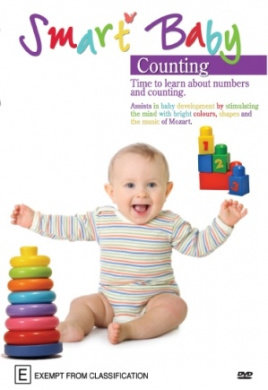 Smart Baby -  Counting 123's: Time to learn about numbers and counting