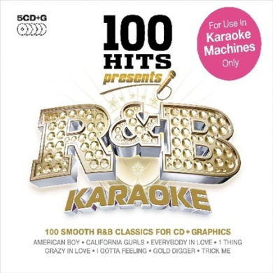 Karaoke: 100 Hits Presents R&B
