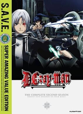 D. Gray-Man: Season Two