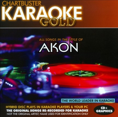 Karaoke Gold: Songs in the Style of Akon