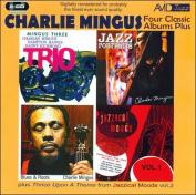 4 Classics-Blues & Roots/Mingus Three-Trio
