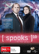 Spooks: Season 10 [Region 4]