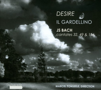 Desire: Cantatas 32 49 &154