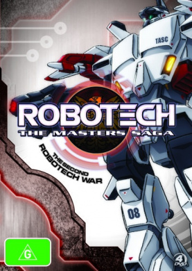 Robotech: The Masters Saga