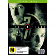 X Files Season 7  [6 Discs] [Region 4]