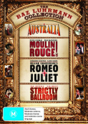Australia / Moulin Rouge / Romeo and Juliet / Strictly Ballroom [Region 4]
