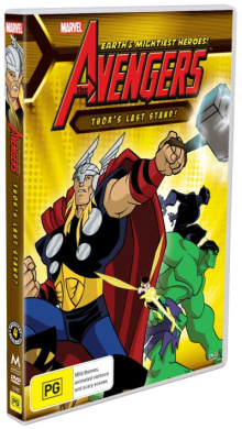 The Avengers: Earth's Mightiest Heroes! - Thor's Last Stand
