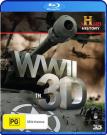 WWII in 3D [Region B] [Blu-ray]
