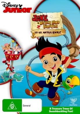 Jake and the Never Land Pirates: Yo Ho, Mateys Away!