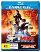 Spy Kids 4  [Region B] [Blu-ray]