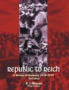 Republic to Reich