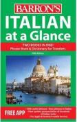 Italian at a Glance