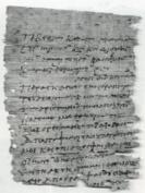 Oxyrhynchus Papyri