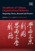 Handbook of Chinese Organizational Behavior