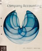 Company Accounting 9E + WileyPlus 4 Card