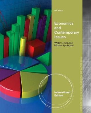 Economics and Contemporary Issues (with Economic Applications and InfoTrac (R) 2-Semester Printed Access Card), International Edition