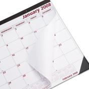 Desk Pad/Wall Calendar, Chipboard, 21-3/4 x 17, 2013