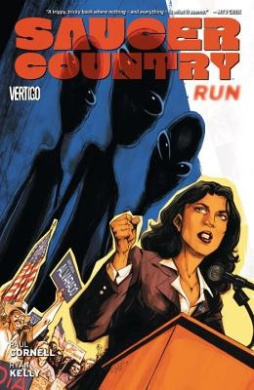 Saucer Country Volume 1: Run TP