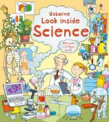 Look Inside Science (Look Inside Board Books) [Board book]