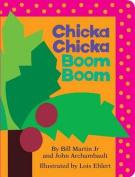 Chicka Chicka Boom Boom (Classic Board Books) [Board book]