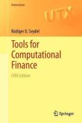 Tools for Computational Finance