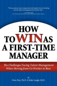 How to Win as a First-Time Manager