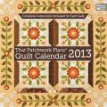 That Patchwork Place Quilt Calendar 2013