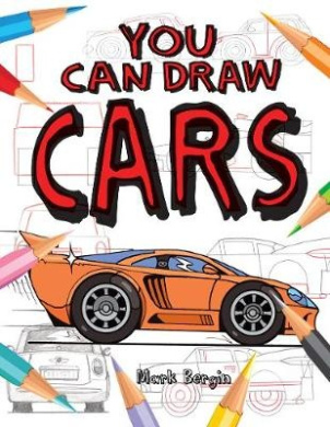 You Can Draw Cars (You Can Draw)