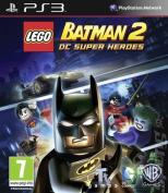 LEGO Batman 2: DC Super Heroes [Region 2] [Blu-ray]