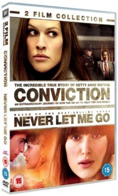 Conviction/Never Let Me Go
