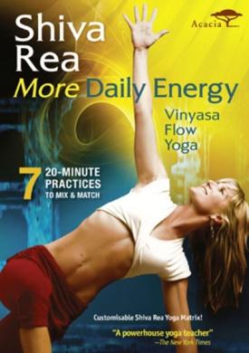 Shiva Rea: More Daily Energy