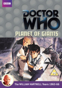Doctor Who: Planet of Giants [Region 2]