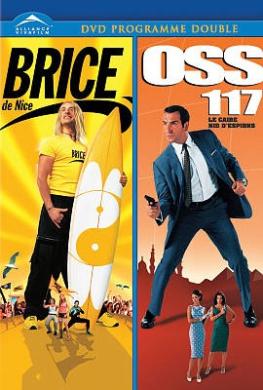 Jean Dujardin Double Feature: Brice De Nice/OSS 117