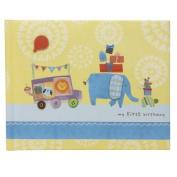 First Birthday Keepsake Book