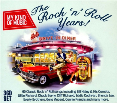 My Kind of Music: The Rock 'n' Roll Years! [Box]